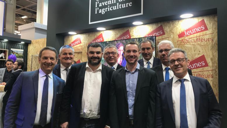 La SAFER Grand Est et le Crédit Agricole soutiennent l'installation des jeunes agriculteurs