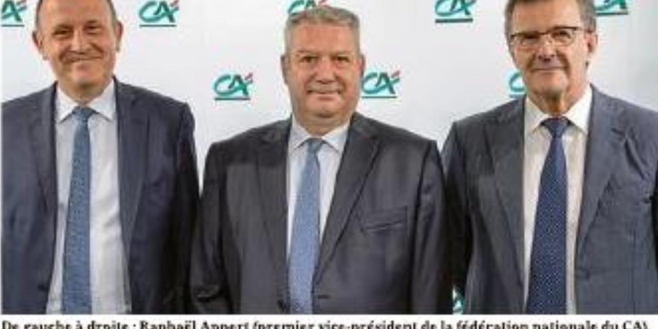 Crédit Agricole vise plus de 5 milliards d'euros de profit net en 2022