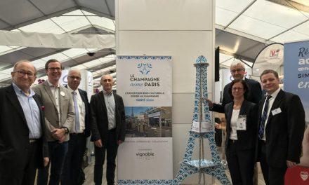 Les Crédit Agricole du Nord Est et de Champagne Bourgogne, partenaires de l'événement «Le Champagne aime Paris»