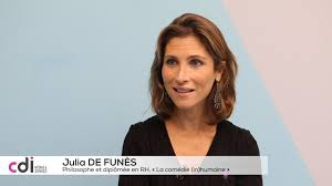 Julia de Funès: «Le bonheur en entreprise est une absurdité»